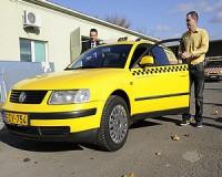 Besárgulnak a vásárhelyi taxik is