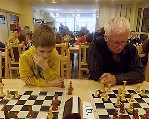 Félszáz résztvevő a sakk emlékversenyen