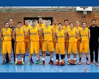 Második a Kosársuli U20-as csapata