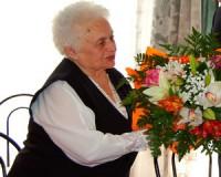90 éves Kiss Andrásné