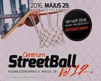 Streetball bajnokság a Hódtói Sportközpontban