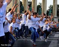 Koncert Budapesten vásárhelyi táncosokkal