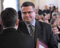 Miklós Péter címzetes főiskolai tanár lett