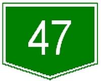 Halálos baleset a 47-esen Hódmezővásárhelynél