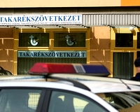 Kiraboltak egy takarékszövetkezetet Szegeden