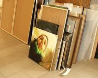 Ajándék festmények a Tornyai Múzeumnak