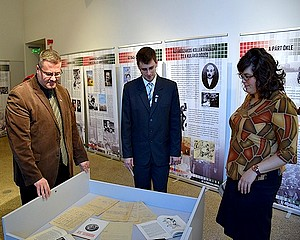1956 vásárhelyi és hazai dokumentumai az Emlékpont új kiállításán