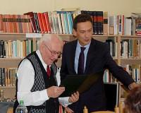 90 éves Vári Ernő