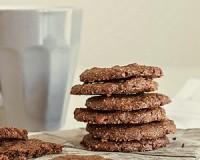Ennivaló receptjeink - Pekándiós csokoládé cookie