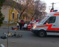 Súlyos baleset Vásárhely belvárosában