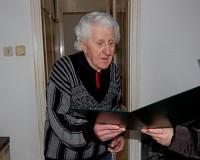 90 éves Bálint László