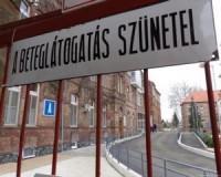 A vásárhelyi kórházban látogatási tilalom lesz