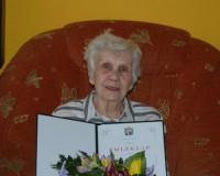 95 éve született Török Vilmosné