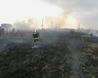 Nyolc tűzeset 24 óra alatt