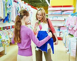 Gyerekruha - leárazáskor a legelőnyösebb vétel