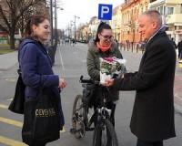 Bemutatkozott Vásárhelyen a Jobbik jelöltje