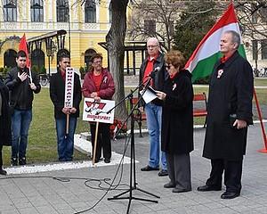 Thürmer Gyula idén is járt Vásárhelyen