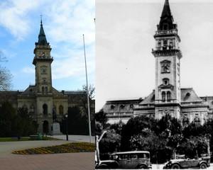 Elkezdődött a városháza felújítása