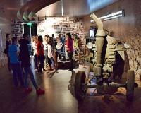 Vendégek a múzeumban