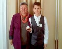 Arany Kazinczy díjas vásárhelyi diák