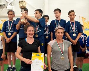 Hódmezővásárhelyi csapat nyerte a Diákolimpia Atlétika Döntőt
