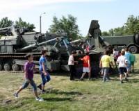 Nyílt nap és katonazenekari fesztivál