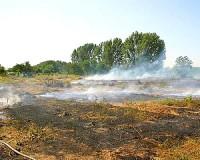 Növekszik a szabadtéri tűzesetek száma