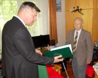 95 éves Kovács Péter Pál