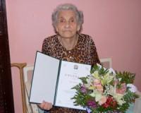 90 éves Tóth Mihályné