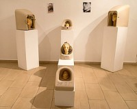 Budapesten a kerámiaszimpózium beszámoló kiállítása