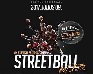 Centrum Streetball bajnokság Vásárhelyen