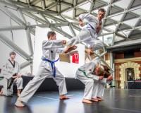 Máté Taekwondo a vizes VB-n