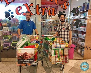 Akcióban a Hódmezővásárhelyi Állatvédők Egyesülete