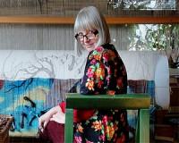 Találkozás Péreli Zsuzsa textilművésszel