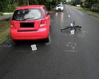 Kerékpáros baleset Vásárhelyen