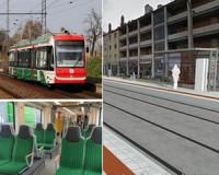 Előkészületben a villamospálya megépítése