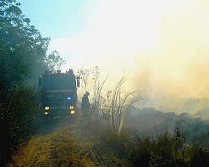 Tűz volt Vajháton