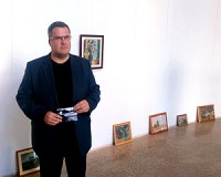 Tornyai-fióka kiállítása