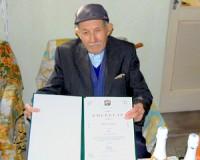 90 éves Bodó Sándor
