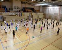 Nyílt taekbo edzést tart a Máté Taekwondo