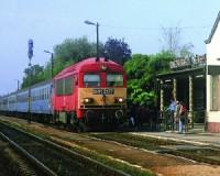 Használt sínek a tram trainhez