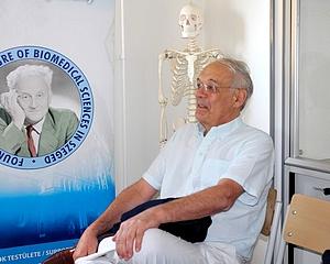 Ismét Vásárhelyen járt a Nobel-díjas tudós