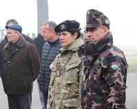 Tartalékos ezredes lett a kormánymegbízott