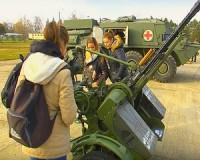 Irány a sereg - Nyílt Nap a vásárhelyi helyőrségnél