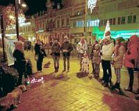 Vásárhelyi flashmob az állatokért