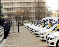 Új autókat kapott a rendőrség