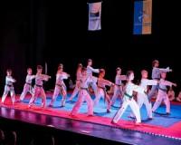 Színpadon a taekwondo esszenciája