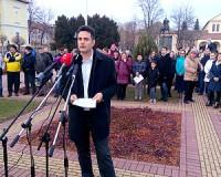 Márki-Zay Péter is ringbe száll a polgármesteri székért