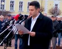 Az LMP és az Új kezdet is Márki-Zay Pétert támogatja