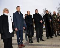 A magyar történelem egyik legnagyobb tragédiájára emlékeztek Vásárhelyen